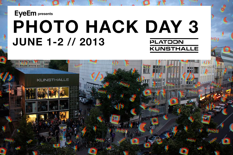 Photo Hack Day 3 Berlin