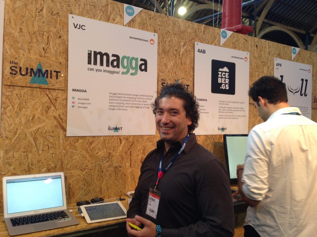 Georgi @ WebSummit Dublin