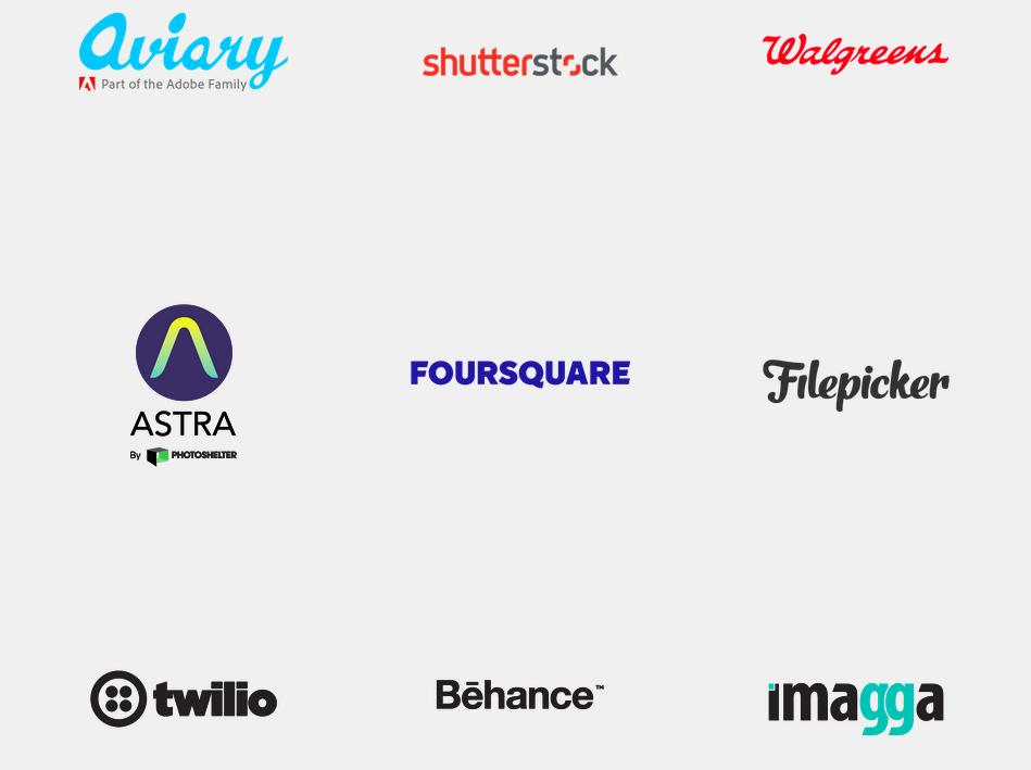 Photo Hack Day API Partners