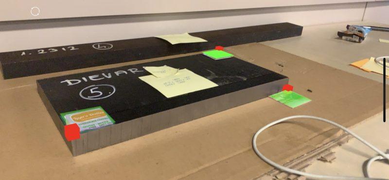Imagga Marker Setup