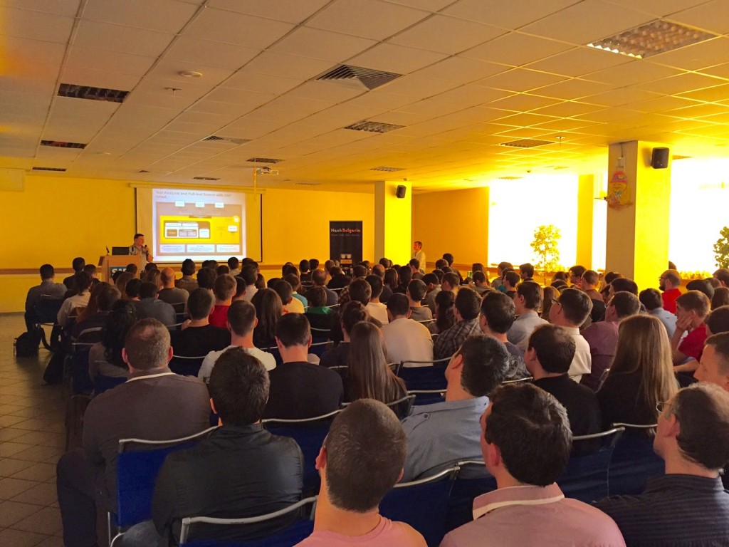Machine Learning Meetup Sofia