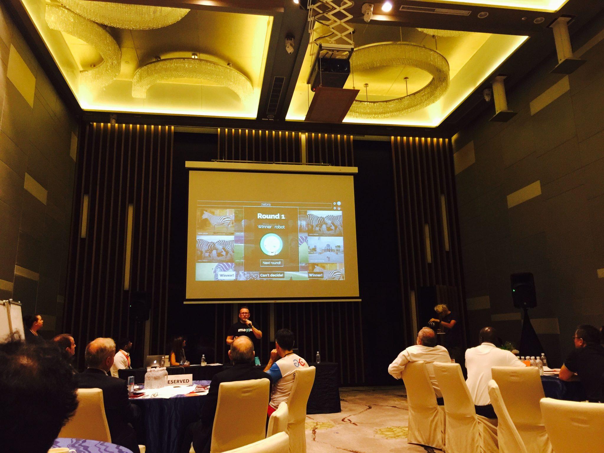 WSA Imagga Presentation